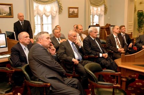 МАААК Новости года Контрольное управление администрации президента России Фото 1001tema ru